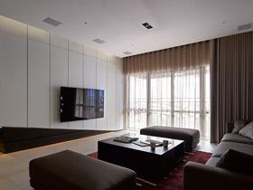 调整格局比例 呈现优雅人文宅邸