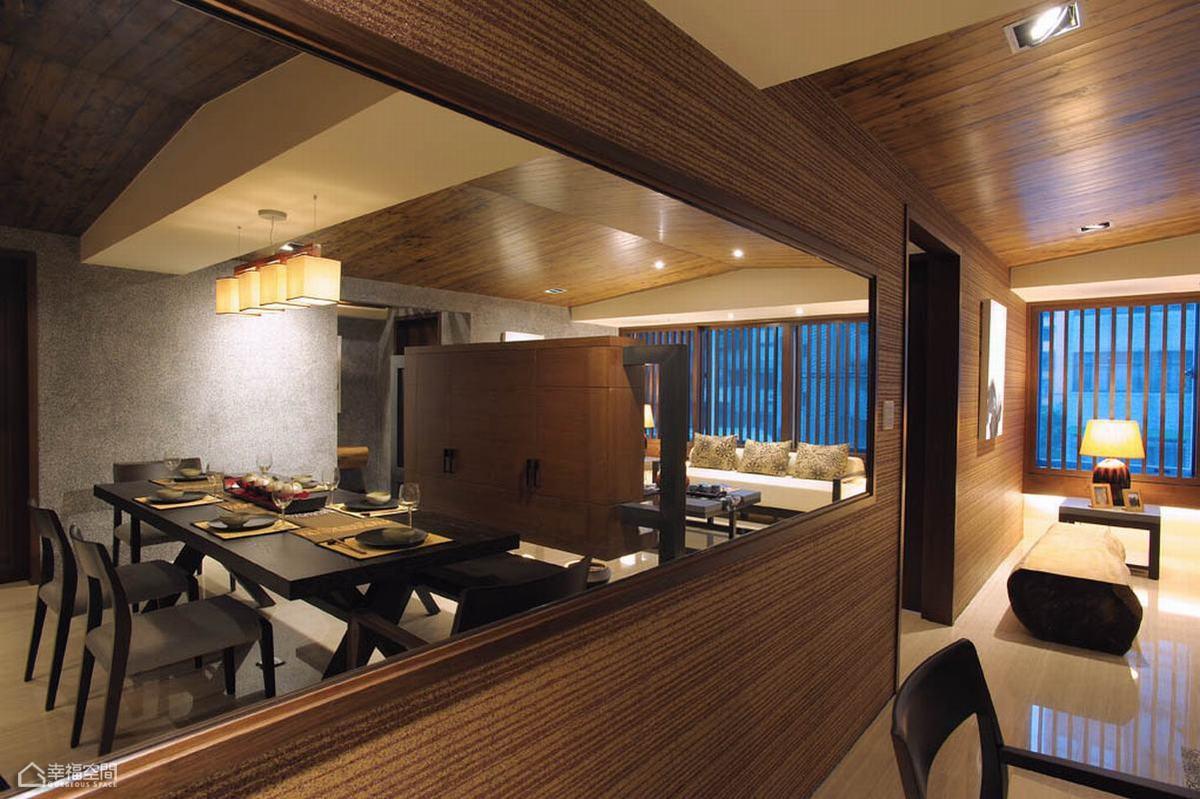 日式风格公寓温馨装修效果图