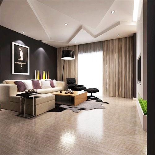 节省空间新方案 30图小户型客厅设计14/30