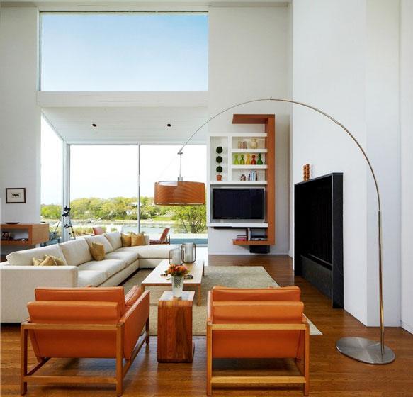 节省空间新方案 30图小户型客厅设计17/30