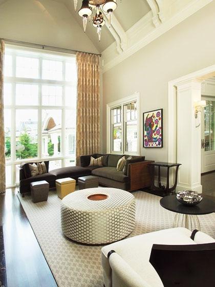 宜家风格简洁客厅宜家沙发效果图