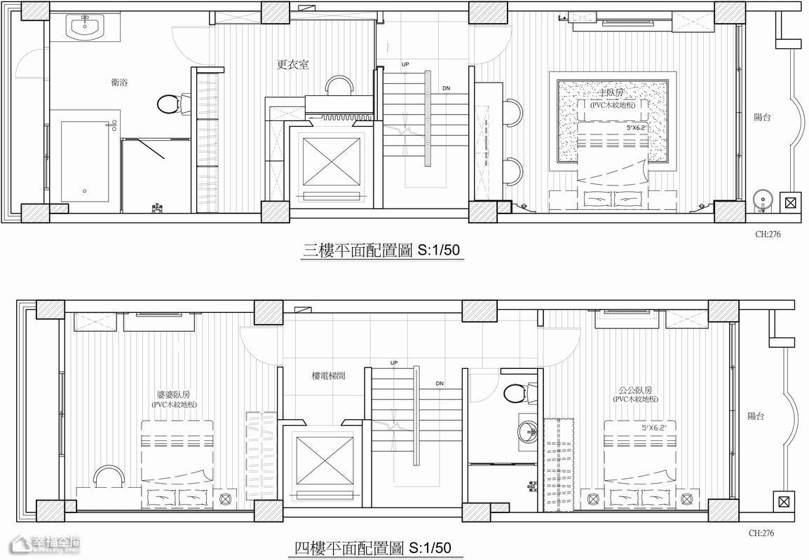 新古典风格别墅奢华装修效果图