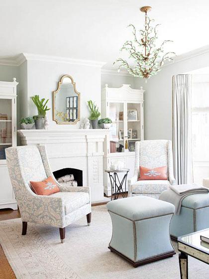 欧式风格简洁欧式客厅效果图