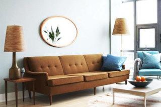 欧式风格简洁欧式客厅设计图