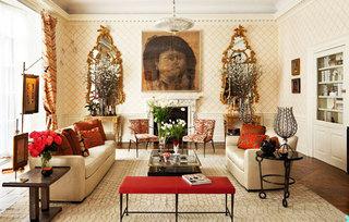欧式风格奢华欧式客厅设计