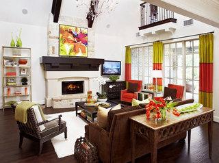 欧式风格欧式客厅欧式电视背景墙设计图