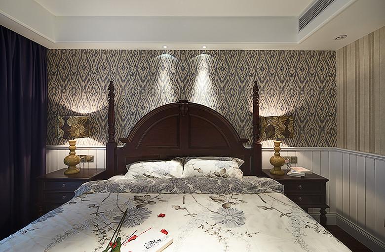 简约风格豪华140平米以上卧室装修
