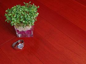 番龍眼實木地板 玫瑰色小菠蘿實木地板