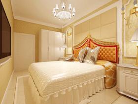 色彩搭出典雅范 21款卧室背景墙设计