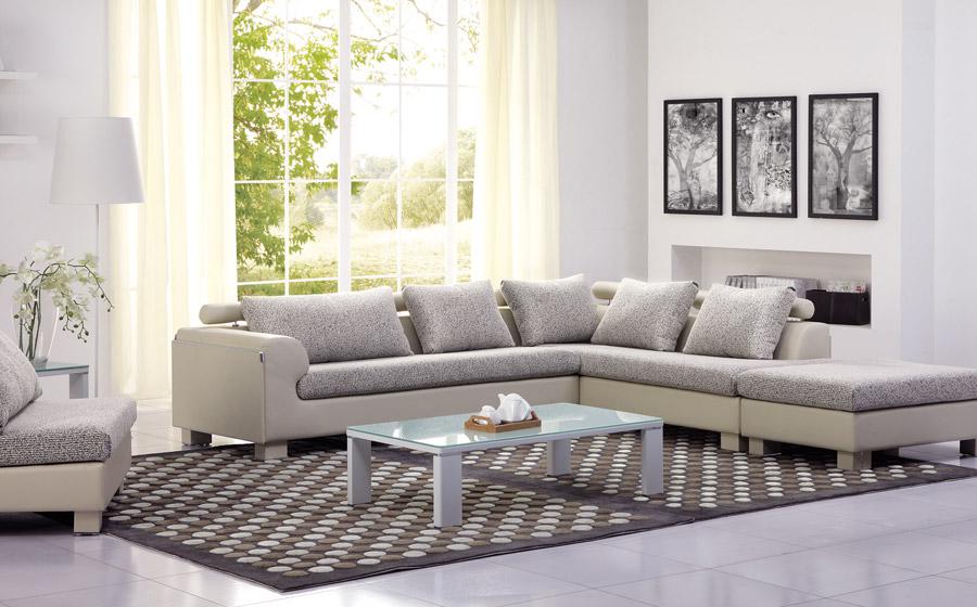 沙发唯美效果图