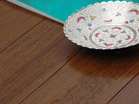 重蚁木实木地板 标板 玫瑰色地板