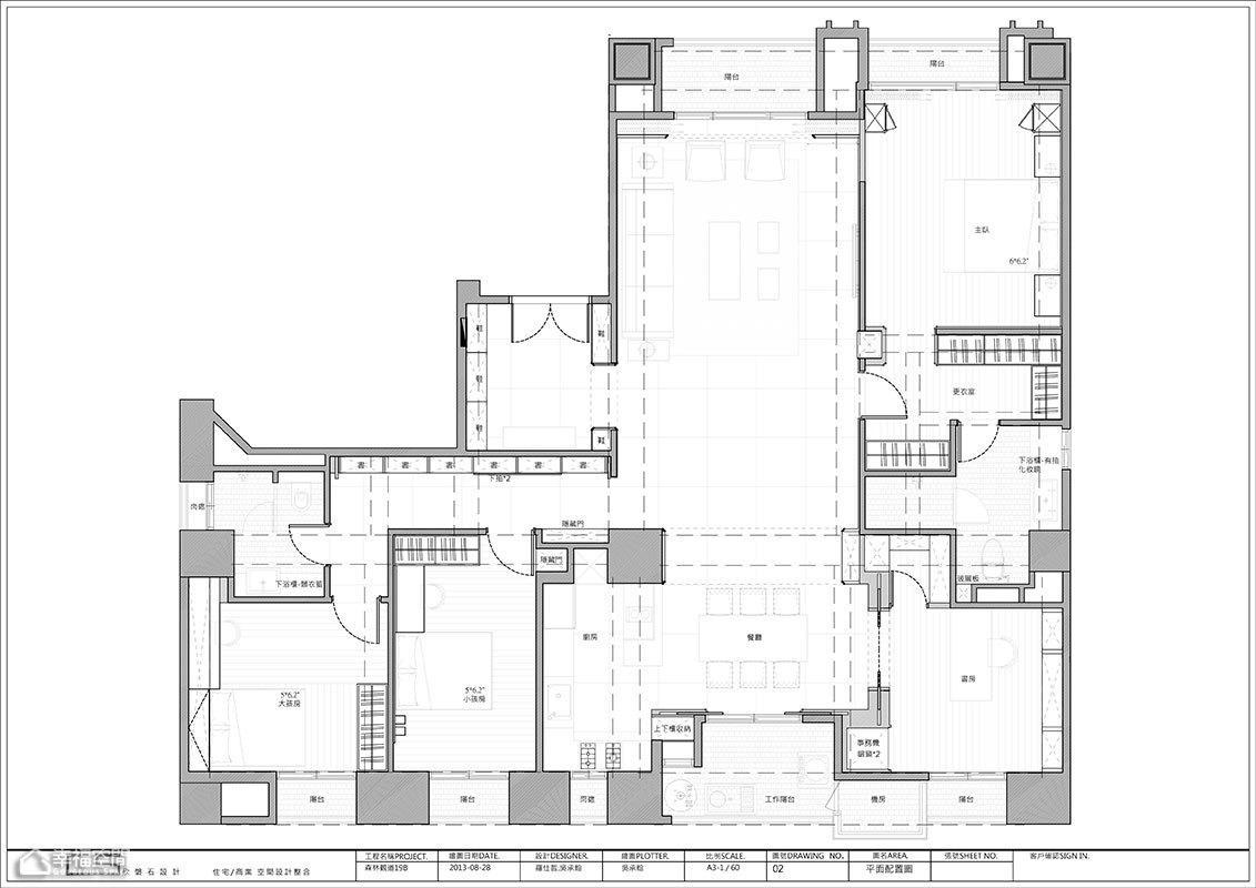 英伦风格公寓古典装修图片
