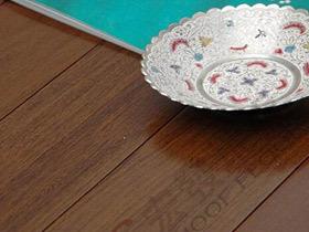 重蚁木实木地板  玫瑰色宽板地板