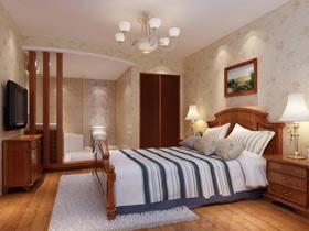 9款清新舒适的卧室装饰装修效果图