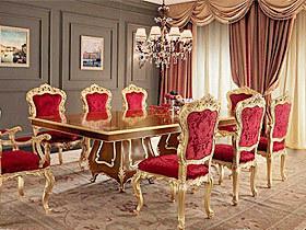 富丽堂皇的餐厅谁不想拥有