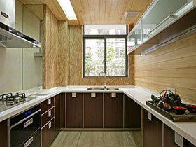 20款中式简约厨房 简洁与实用并举