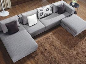 双转角沙发3套图