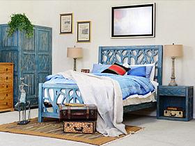 地中海风格的卧室原来那么独特