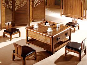 温馨 典雅餐桌椅家具