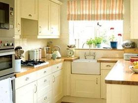 21種小戶型田園廚房 小空間也可以有大用途