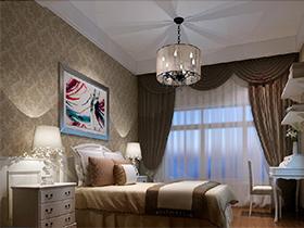 稳重及豪华的深木色的家具