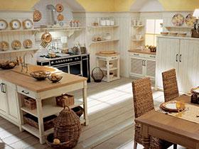 20圖原木田園風廚房 帶你回歸大自然