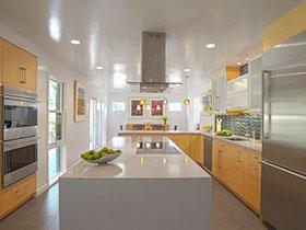18种开放式厨房空间设计 让生活更便捷