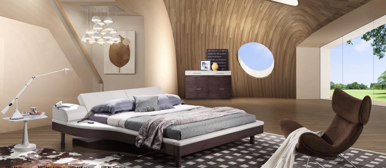 功能丰富的卧室家居设计9图展示图片