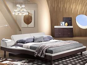 功能豐富的臥室家居設計9圖展示