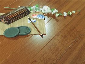 腺瘤豆實木地板  紐墩豆實木地板