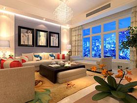 26圖暖色家居設計  款款溫馨