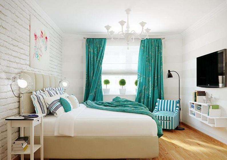 自然务实温馨简洁明快的现代美式温馨卧房家具