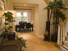 简约清瘦实用的客厅家具
