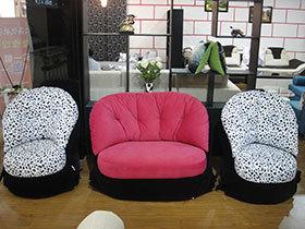 时尚小碎花沙发  浪漫韩式风