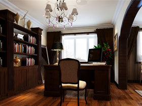 奢华风格书房灯具欣赏