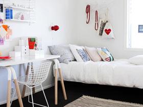 小戶型書房輕松造 角落空間完美利用