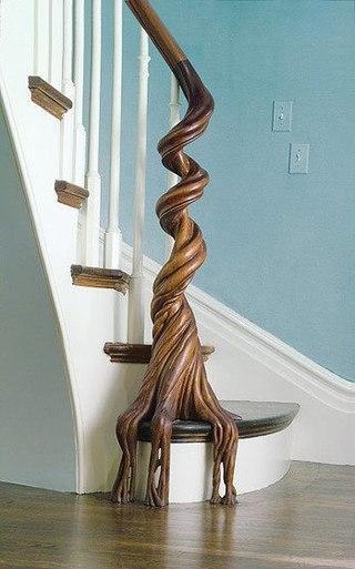 浪漫秀出来 17个地中海楼梯设计2/17