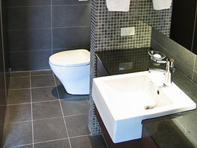 15小空间卫生间 小户型也可以有大作为
