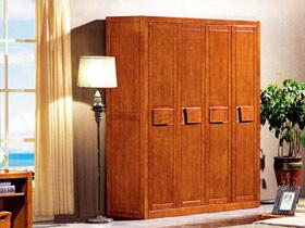 清新中式风格 唯美浪漫中式衣柜