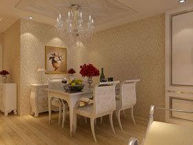 6款白色简约餐厅