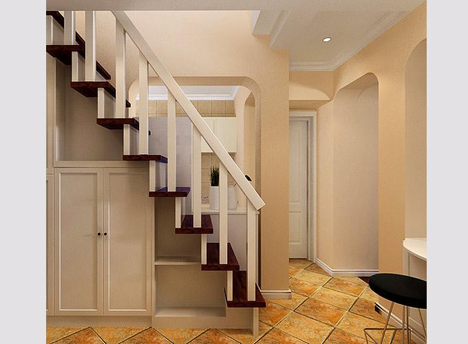 丰富空间层次 15个唯美美式楼梯
