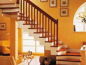 抬頭遇見愛 16個田園樓梯設計