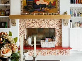 多彩田园风公寓装修 浪漫小资最爱的家