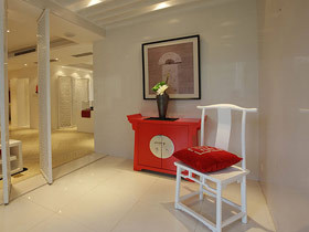 居家生活格调 15个现代玄关鞋柜