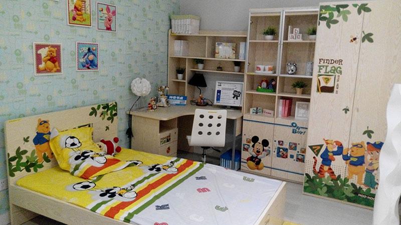 9款酷炫儿童家居推荐 打造个性儿童房5/9