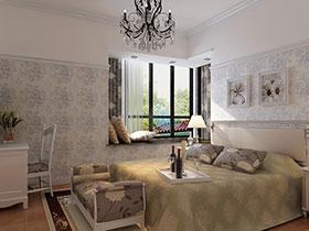 16款臥室飄窗裝修圖片 溫馨舒適