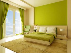 5款卧室背景墙 床头设计有亮点