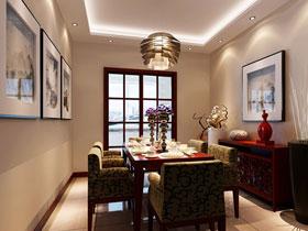 古典大气的餐厅适合用哪些装饰画