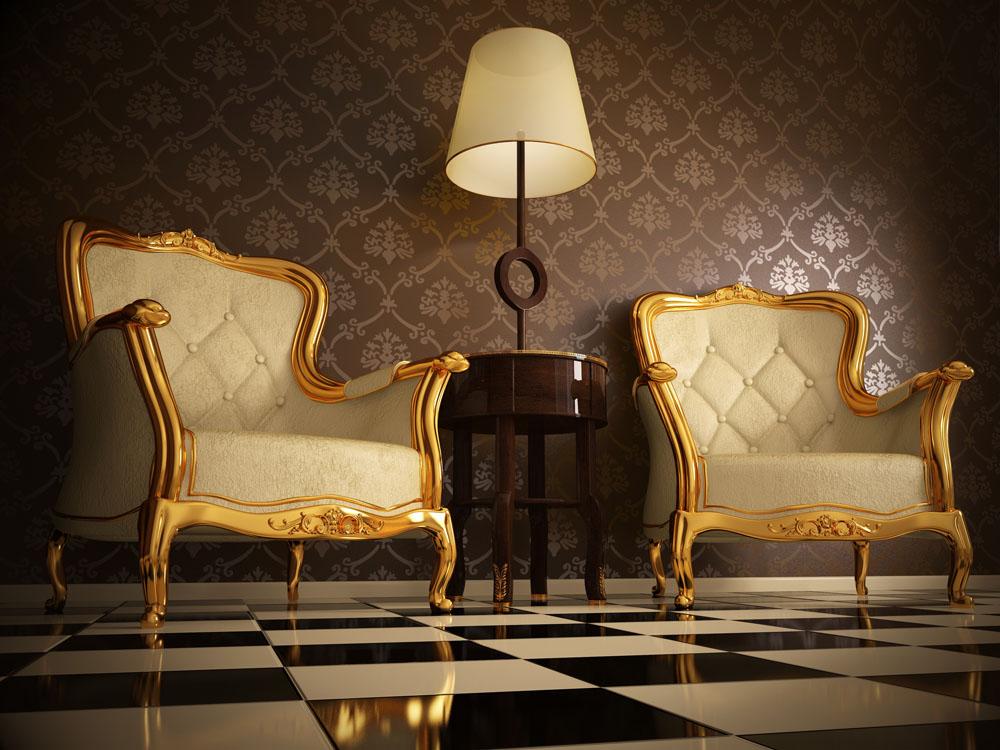 歐式沙發系列圖片