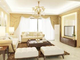 温馨的客厅 让心变的无比温暖